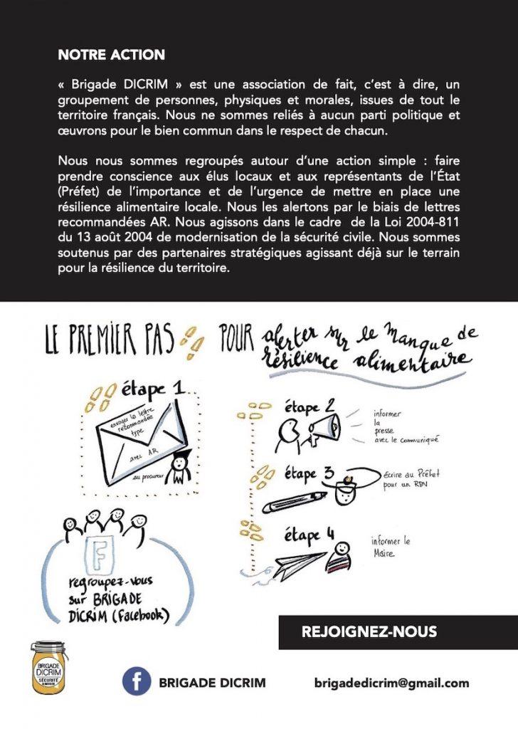 Flyer de la dégustation DICRIM mars 2021 à Bollène - page 2