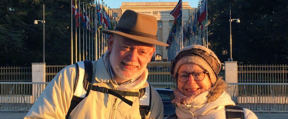 Francois Rouillay et Sabine Becker - Université francophone de l'autonomie alimentaire