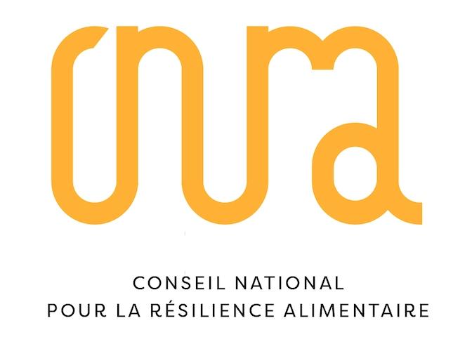 CNRA Conseil National pour la Résilience Alimentaire