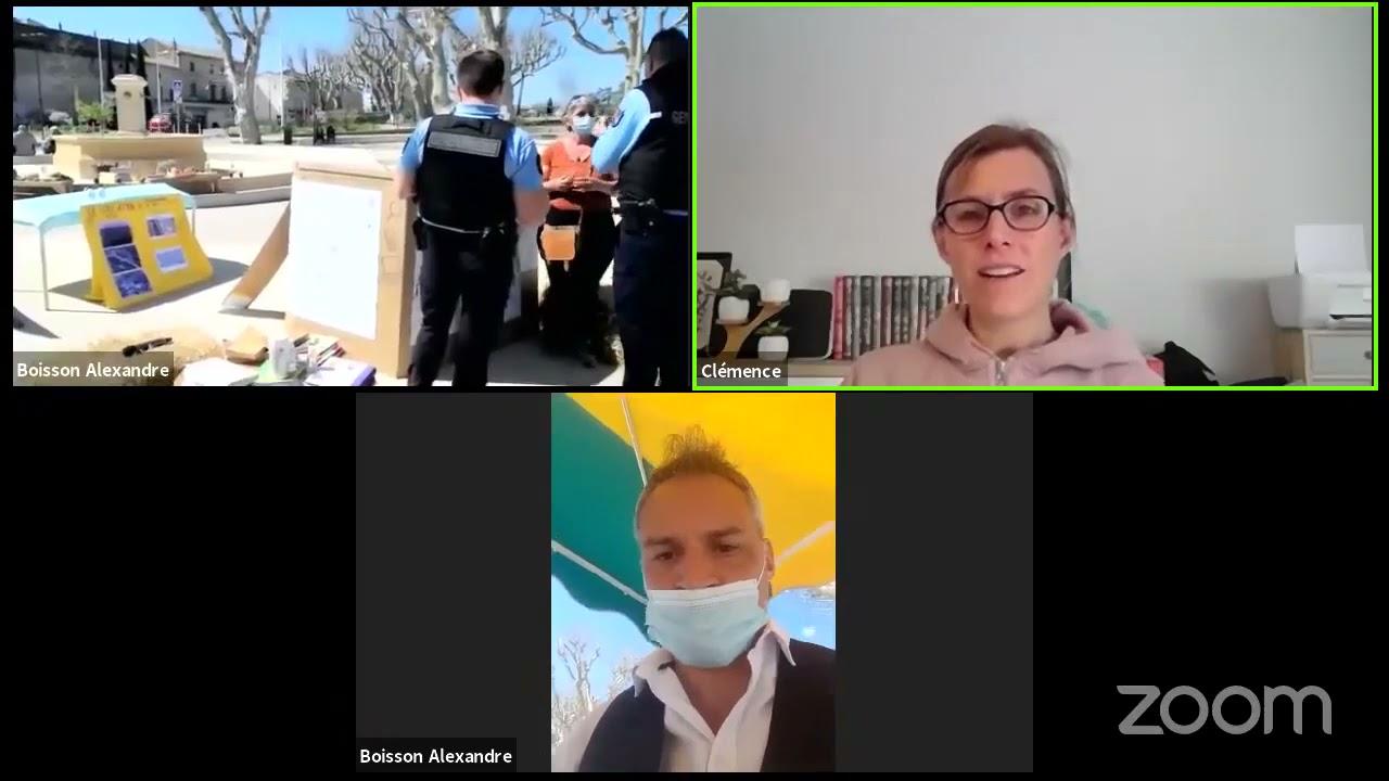 Illustration vidéo Live Dégustation DICRIM à Bollène : Résilience santé : on en est où ?